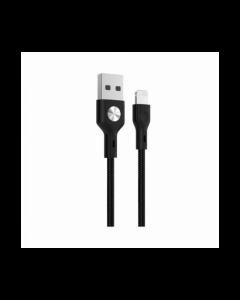 Iconz XBL04K Bazix Lightning Cable Black