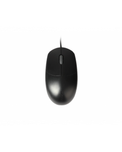 Rapoo N100 Wired Optical Black Mouse