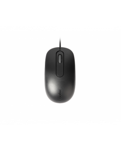 Rapoo N200 Wired Optical Black Mouse