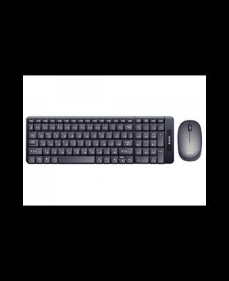 ICONZ IMN-WCB01K Keyboard+Mouse Wireless Slim Multimedia Combo