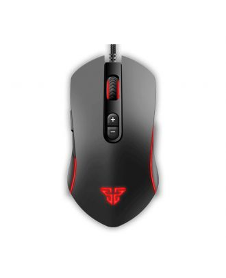 Fantech X9 RGB Backlit USB Wired Gaming Mouse - Black