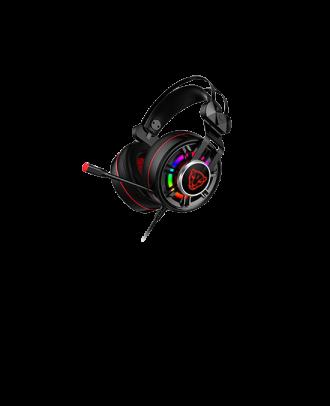 MotoSpeed G919 Cool Backlit Gaming Headphones