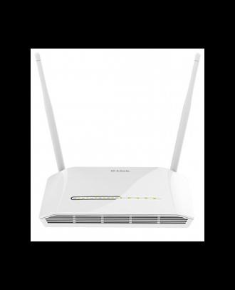 D-link Wireless N300 Adsl2 Modem Router with 3G usb port DSL-2790U