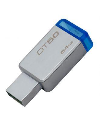 فلاشة كينج ستون  data traveler (DT50) - 64GB