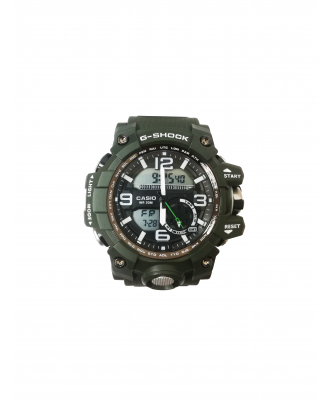 ساعة جى- شوك ضد الماء - اخضر (Dw - 1523NB)