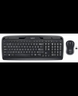 Logitech MK330 Wireless Keyboard + Mouse