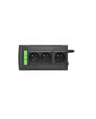 APC Line-R 1000VA Automatic Voltage Regulator, 3 OUTLETS, 230V French Africa