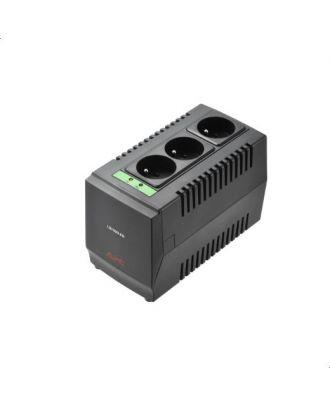 APC Line-R 1500VA Automatic Voltage Regulator, 3 OUTLETS, 230V French Africa