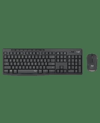 Logitech MK295 Silent Wireless Keyboard And Mouse Combo