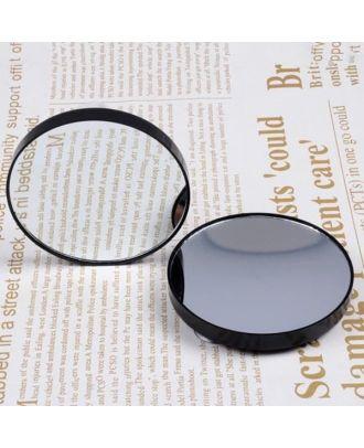 مرآة مكياج دائرية