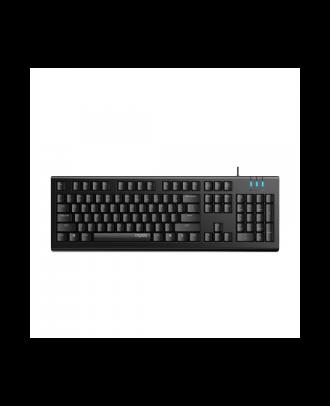 Rapoo NK1800 Wired BLACK Keyboard