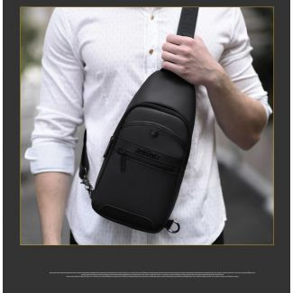 اركتيك هنتر حقيبة للرجال-اسود - حقائب الكتف والظهر للأجهزة اللوحية