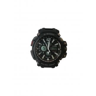 ساعة جى- شوك ضد الماء - اسود (Dw - 1716)